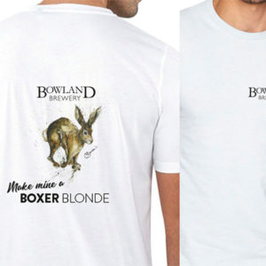 Boxer Blonde T shirt