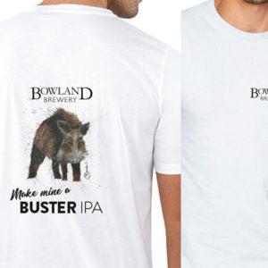 Buster IPA T shirt